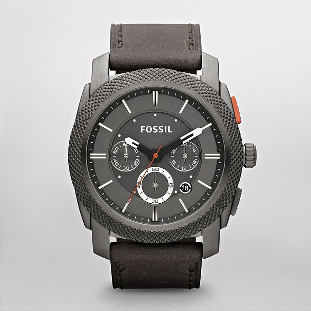 Boutique Malaysia Fossil Men S Machine Chronograph Watch