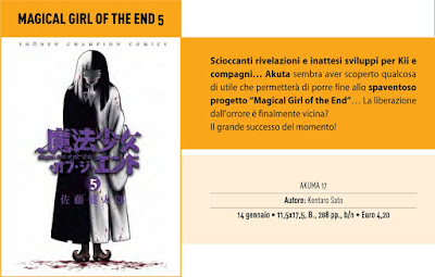 Magical girl of the End #5