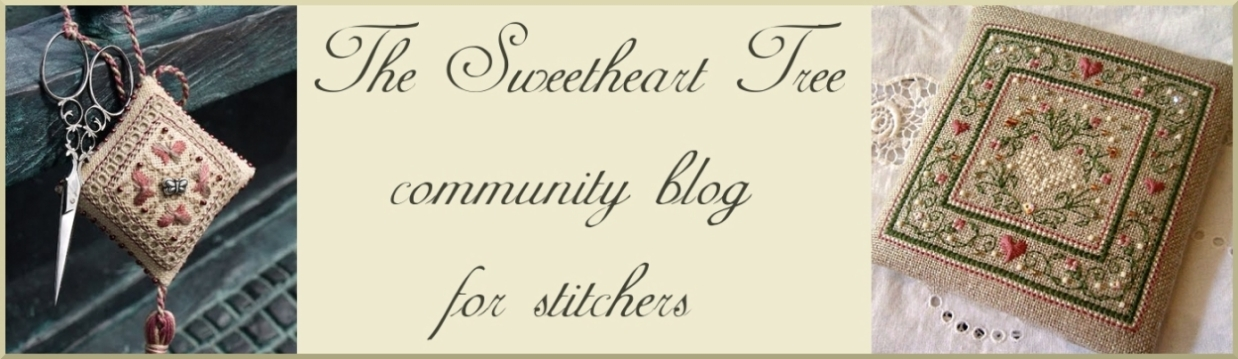 The Sweetheart Tree community blog for stitchers