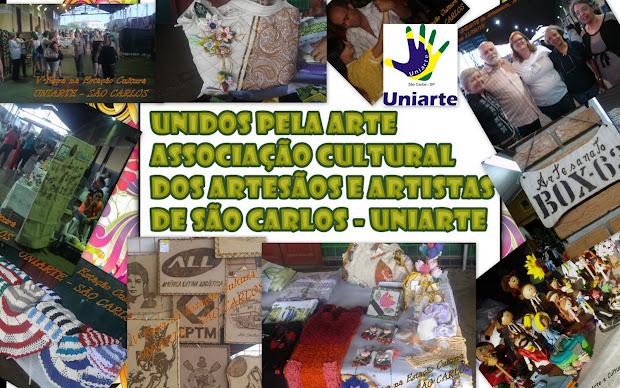 UNIDOS PELA ARTE - ASSOCIAÇÃO CULTURAL DOS ARTESÃOS E ARTISTAS DE SÃO CARLOS - UNIARTE