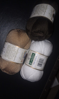 Bernat Satin Yarn Skeins