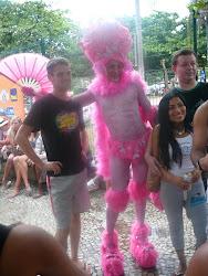Drag Queens Rule !  Carnivale, Rio de Janeiro
