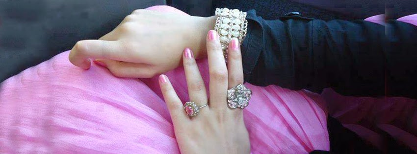 Girl Hand FB Cover 2014