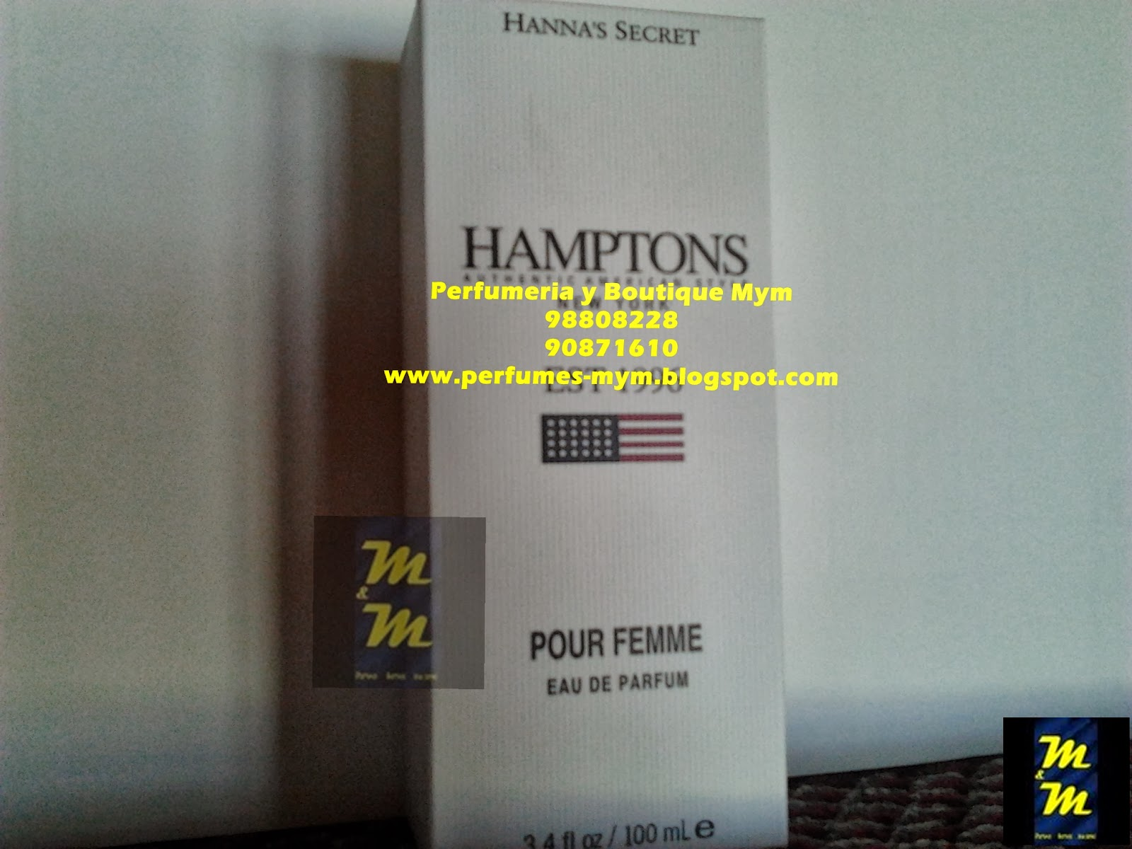 perfumes hamptons hannas secret