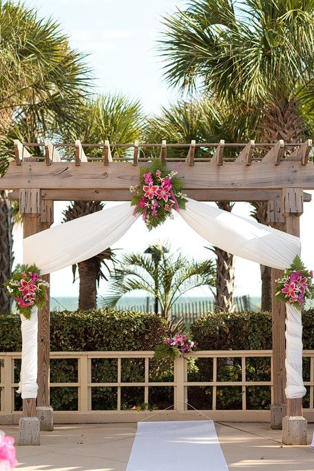 Embassy Suites Myrtle Beach Kingston Plantation Weddings