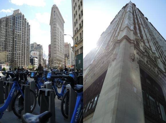 katiecrackernuts.blogspot.com    New York City buildings are skinny and tall