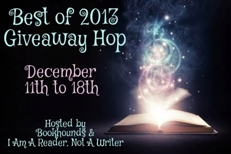 Best of 2013 Giveaway Hop! Click on the image to enter!