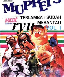 Lagu Kenangan Muppets