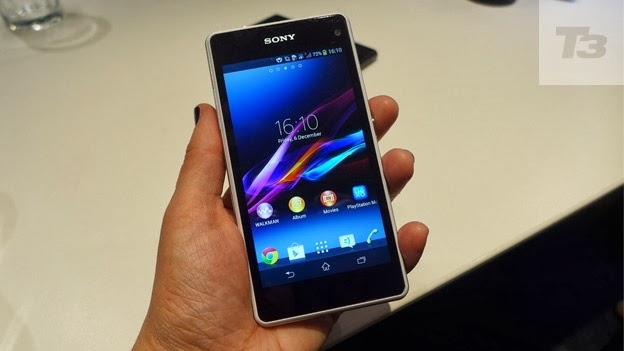 The Review of Sony Xperia Z1 Compact