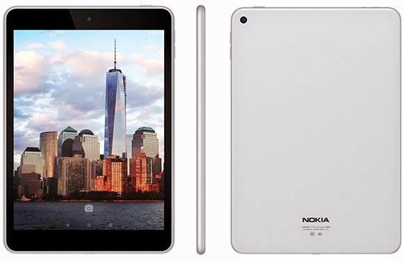 Nokia has re-emerged in the smartphone market, Nokia N1 latest tablet from nokia