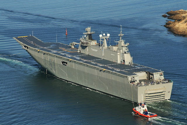SPS Juan Carlos I (L61)