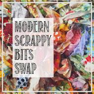 Modern Scrappy Bits Swap