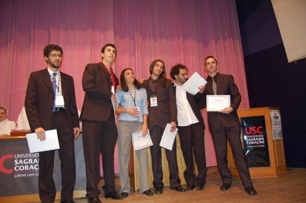 1º Torneio de Debates - 2008 Universidade Sagr. Coração