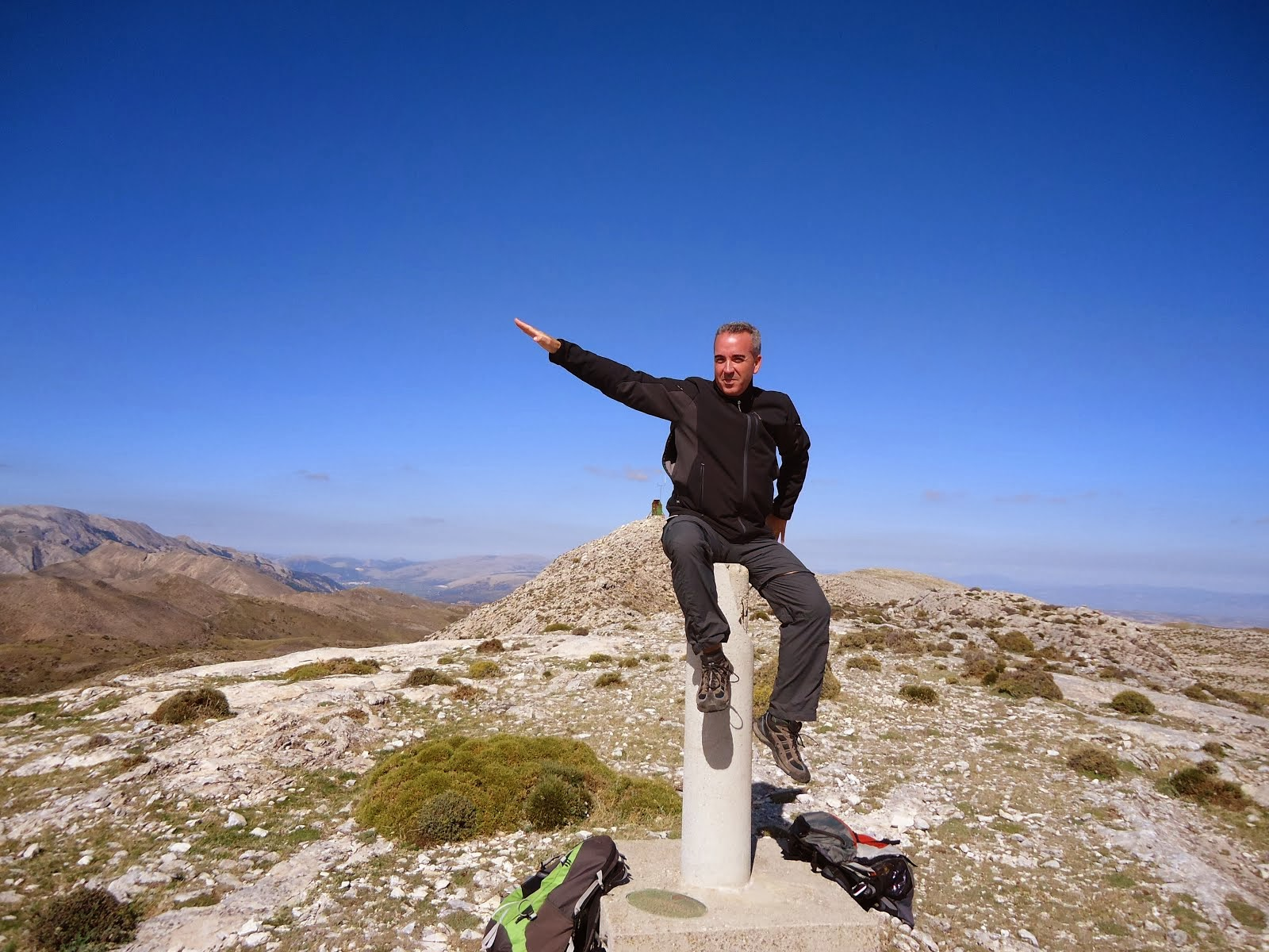 La Chapa (1.818 mts)