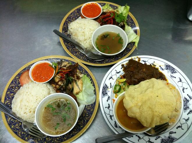 Nasi Ayam&Nasi Beriani