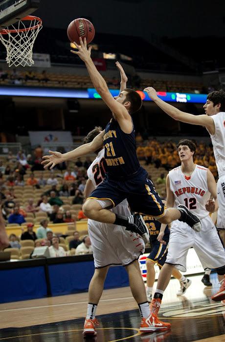 Mshaa basketball