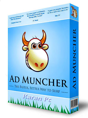 Ad Muncher 4.91 Build 32562.3483 + Patch