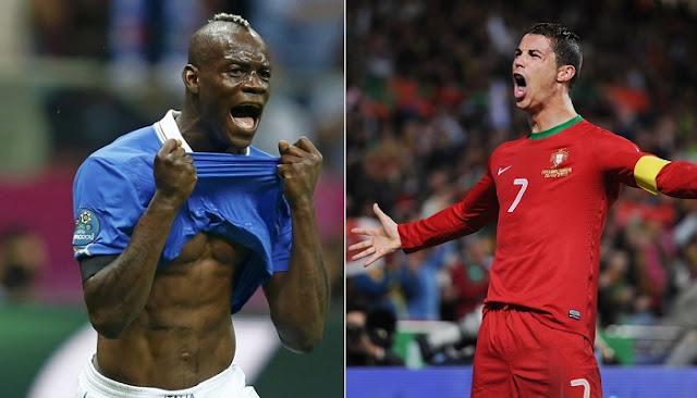Italia vs Portugal en vivo
