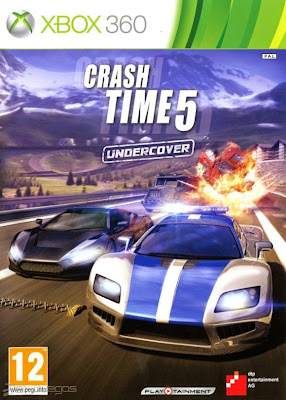 Crash Time 5: Undercover [Jtag-Rgh] [Inglés] [772 Mb]