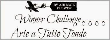 """Ho vinto il challenge di """"Arte a tutto Tondo"""""""
