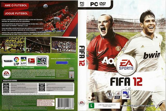 تحميل لعبة fifa 12 برابط واحد مباشر