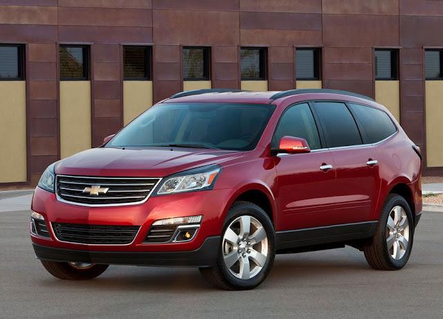 シボレー・トラバース | Chevrolet Traverse(2009-現行)