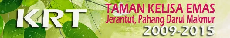 TAMAN KELISA EMAS, JERANTUT, PAHANG