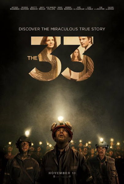Poster Of The 33 (2015) 720p English BRRip Full Movie Download