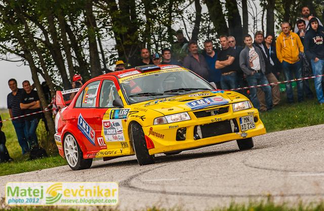 Rally Nova Gorica 2012