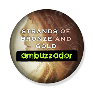 Strands of Bronze and Gold Ambuzzador