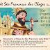 Festa de São Francisco  - Assista ao Vivo as Novenas(18:00hs) e Missas(09:00hs)