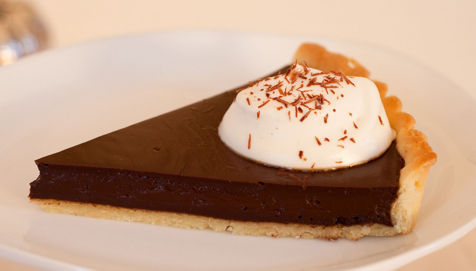 Tish Boyle Sweet Dreams: François Payard's Warm Chocolate Tart