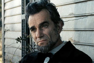 Daniel Day-Lewis en Lincoln
