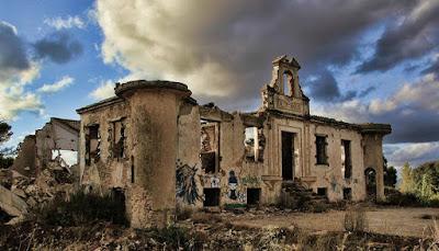 Sitio destruido, por Miguel López de Haro