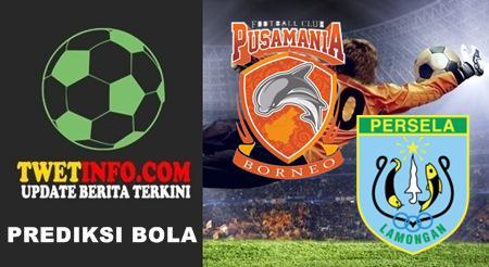 Prediksi Pusamania Borneo vs Persela
