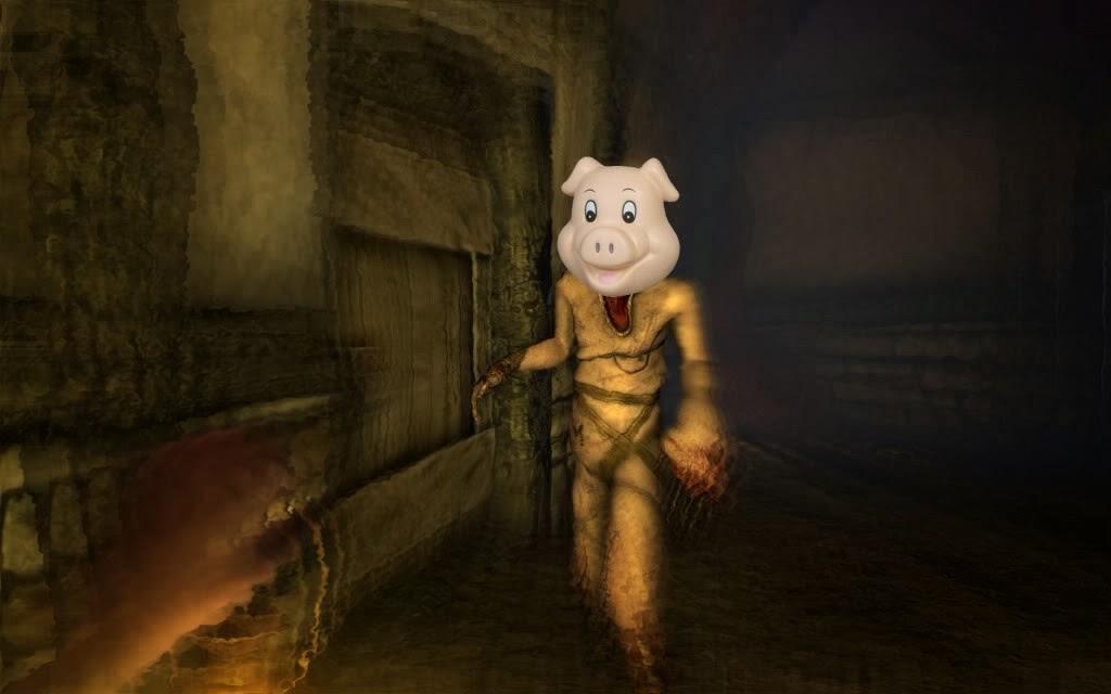 amnesia machine for pigs