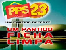PORTAL DO PARTIDO POPULAR SOCIALISTA(PPS)