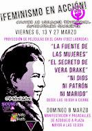 Segovia 8 de Marzo, Día Internacional de la Mujer Trabajadora MANIFESTACIÓN Y PASACALLES