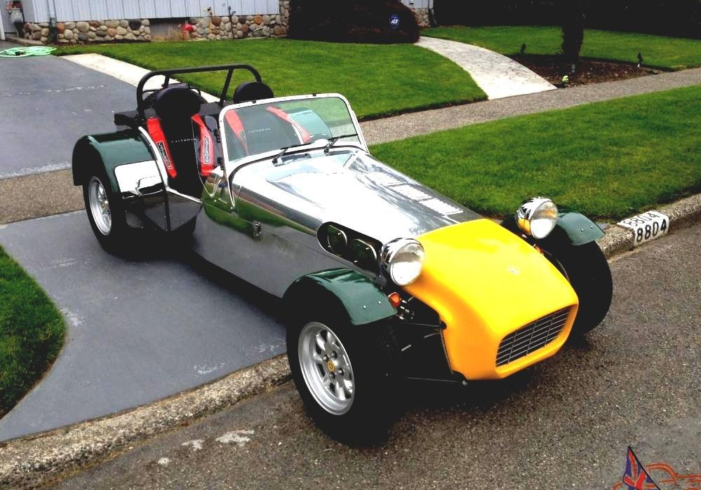 Lotus Seven - Lotus Super 7 Kit Car For Sale