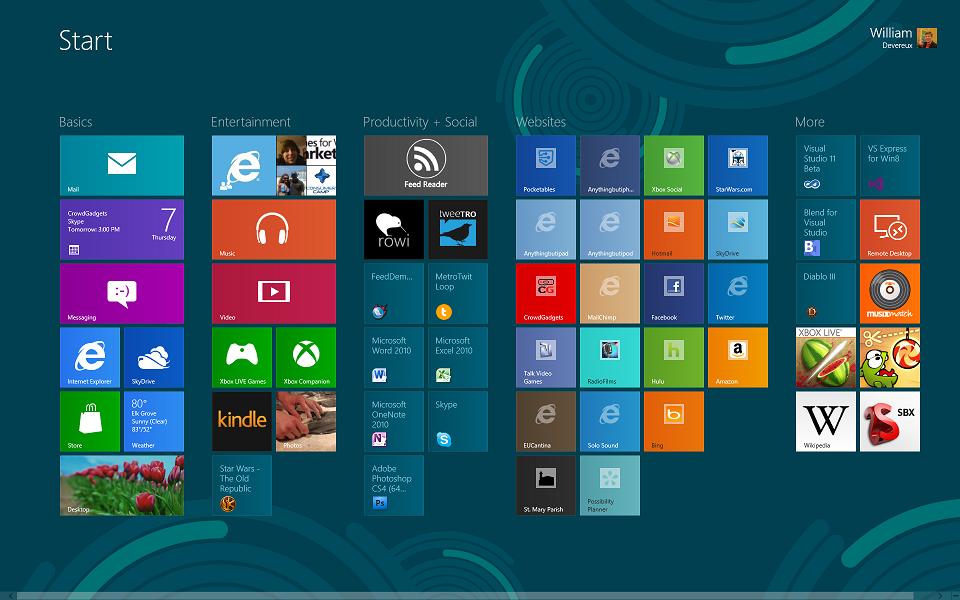 скачать Windows 8 Preview - фото 4