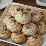 Sicilietiški migdolų sausainiai