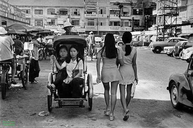 Tổng hợp 180 ảnh đẹp về cuộc sống người Sài Gòn Xưa