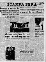 STAMPA SERA 1 SETTEMBRE 1957