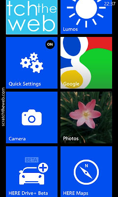 take screenshot windows phone