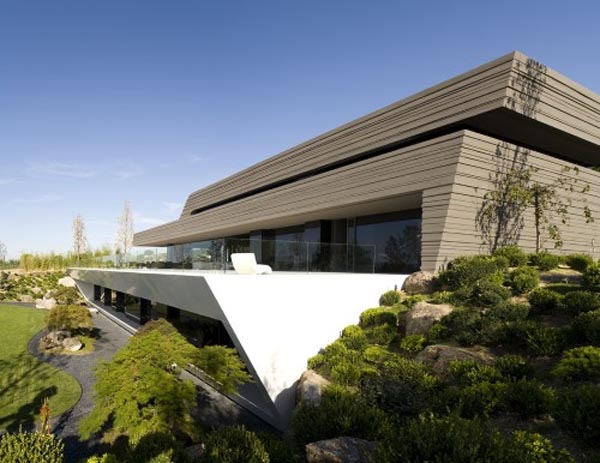 Contemporary Dream Houses In Madrid