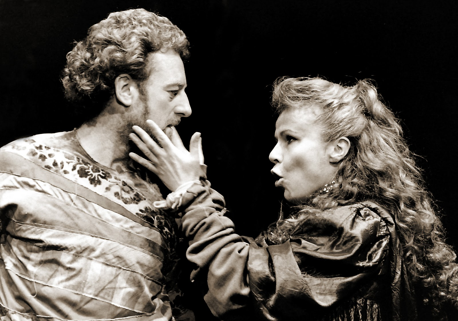 macbeth and lady macbeth s actions and Macbeth's wife is one of the most powerful female characters in literature unlike  her husband, she lacks all humanity, as we see well in her opening scene,.