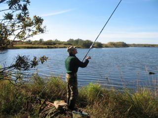 Атмосферное давление для рыбалки рыба не клюет
