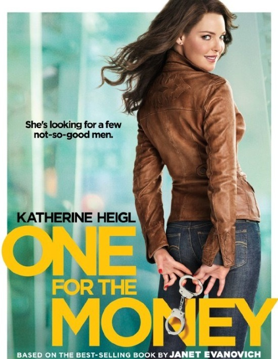 One for the money movie poster downlaod