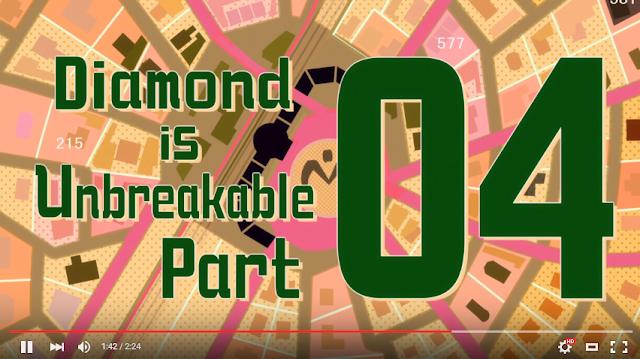 ジョジョの奇妙な冒険 ダイヤモンドは砕けない PV第1弾