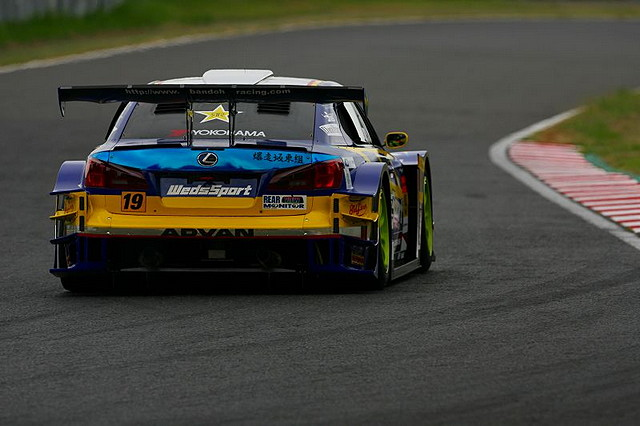 Lexus IS350, Super GT, racing, wyścigi, JDM